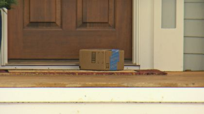 Homeowners Turning To Technology To Prevent, Catch Porch Thieves