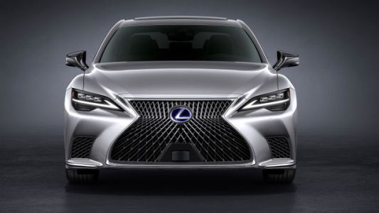 The 2021 Lexus LS Gets A Touchscreen And More Self-Driving Tech