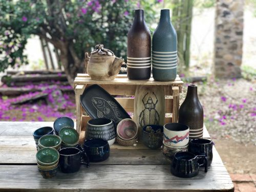 When Restaurants Close, What Happens to the Ceramicists Who Make the Dinnerware?