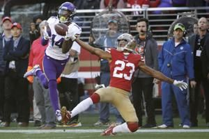 Bills valued Diggs' experience over adding receiver in draft