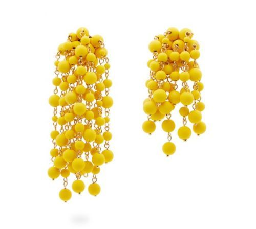 Summer Fashion: Bright Yellow Looks for a Sunny Statement