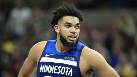 NBA players offer support for Karl-Anthony Towns following mother's coronavirus diagnosis