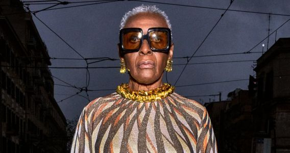 Gucci's Pre-Fall 2020 Collection Lookbook Stars Legendary Fashion Advocate Bethann Hardison