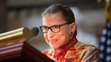 Ruth Bader Ginsburg Will Be First Woman Ever To Lie In State At U.S. Capitol