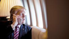 Trump Reportedly Rejects Phone Security Measures As 'Too Inconvenient'