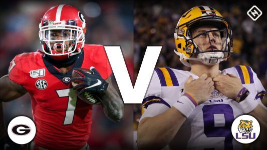LSU vs. Georgia live score, updates, highlights from SEC championship game 2019