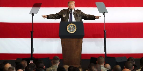 Trump's new National Defense Strategy will prepare the US for a great power war with Russia and China