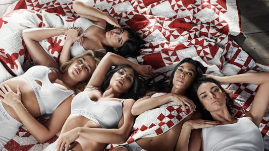 The Kardashian-Jenner Sisters Are the Latest Faces of Calvin Klein
