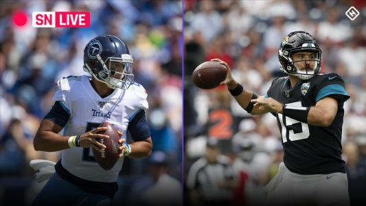 Titans vs. Jaguars: Live results, updates, highlights from Week 3 'Thursday Night Football' matchup