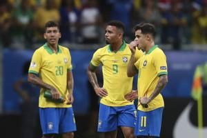 Brazil jeered again at home after 0-0 draw against Venezuela