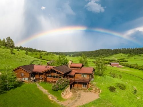 The ultimate luxury Western lifestyle is now for sale as a $50 million package deal with these 2 ranches in Arizona and Montana