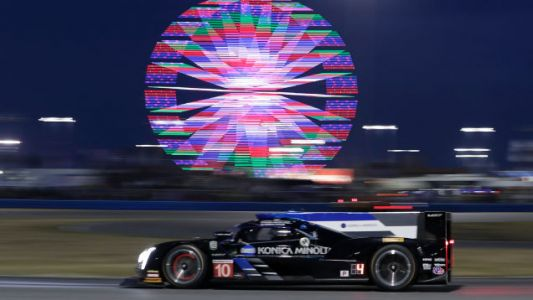 Your Complete Guide to the 2019 Rolex 24 at Daytona