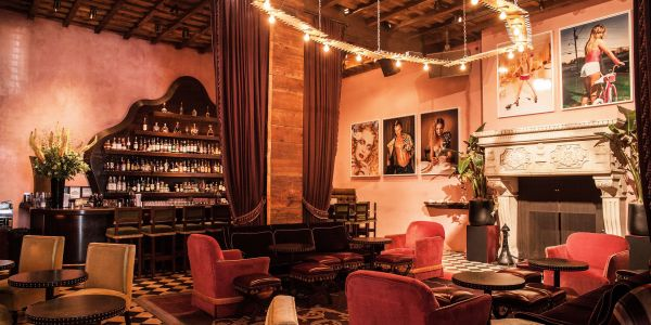 Contemporary Art and New York History Collide in the Gramercy Park Hotel