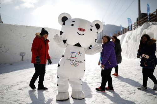 What it's like in Pyeongchang, South Korea - the host city of the 2018 Olympics