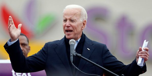 Joe Biden has been teasing a 2020 presidential campaign announcement for months - now he might jump in the race