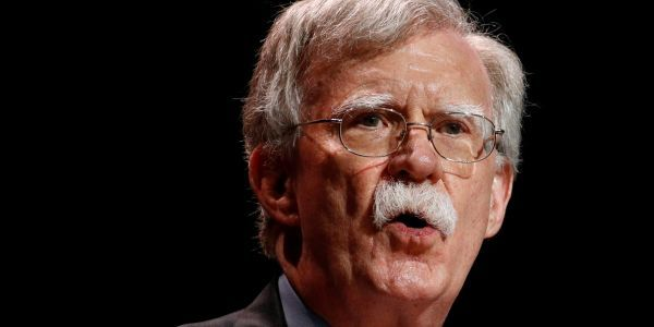 Bolton reportedly discussed concerns that Trump was granting personal favors for authoritarian leaders with Attorney General Barr