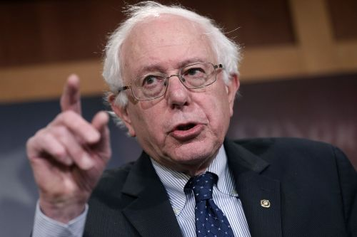 Sanders won't back infrastructure deal with more gas taxes, electric vehicle fees