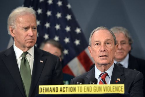 Bloomberg once said Biden had 'balls' for backing gay marriage before Obama