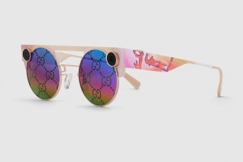 Harmony Korine, Snap Inc. and Gucci Collaborate on Exclusive Spectacles 3 and Short Film