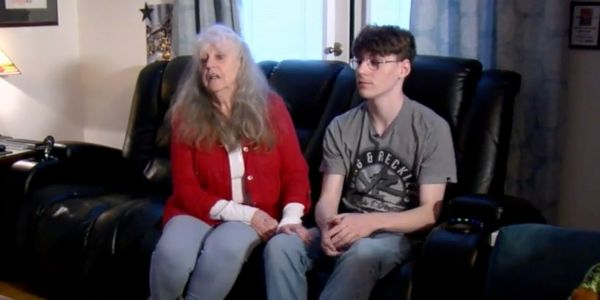 A 15-year-old orphan who lives with his grandparents is being kicked out of their senior living community because he's too young