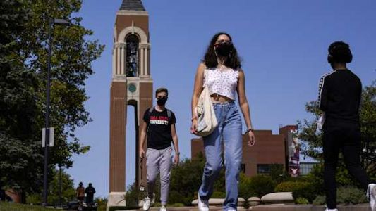 US colleges struggle to salvage semester amid outbreaks