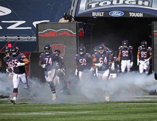 Bears release their full 2021 schedule