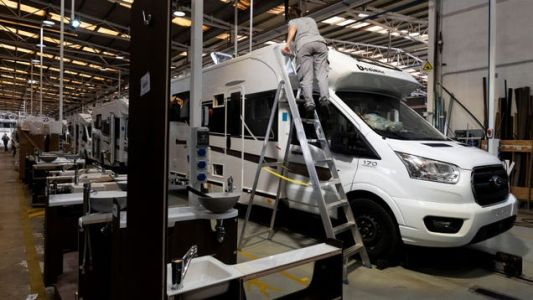 September Was The Biggest Month For RV Sales On Record