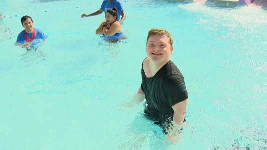 Take the Solar Plunge at Six Flags America to support Special Olympics Maryland