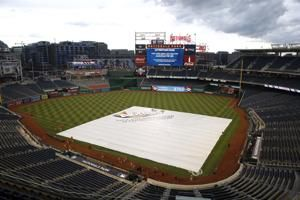 Phillies-Nationals rained out for second consecutive night