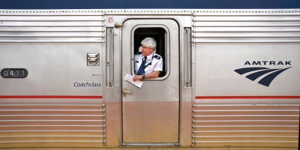Amtrak had another record ridership year as it works toward its first-ever profit