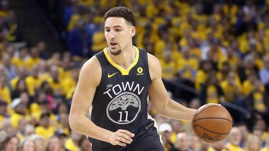NBA playoffs 2018: Klay Thompson, Andre Iguodala ruled questionable for Game 5