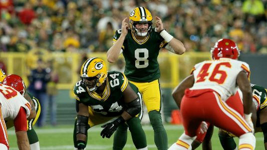 Who is the Packers' backup quarterback? Green Bay QB depth chart behind Aaron Rodgers