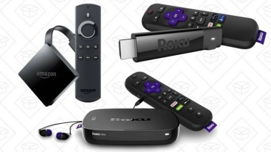 It's a Really Great Day to Buy a Streaming Dongle
