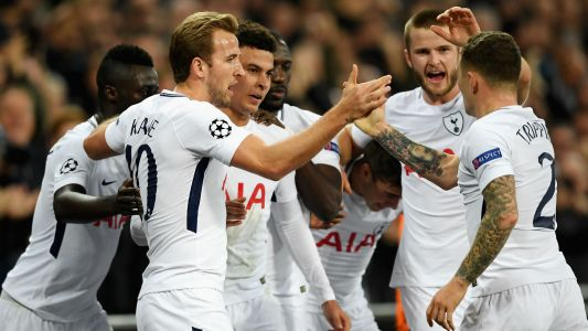 Sherwood sees no reason Tottenham can't win Champions League