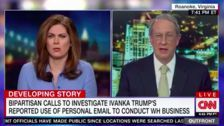 GOP Rep. Bob Goodlatte: It's 'Awfully Tough' For Ivanka Trump To Comply With Email Rules