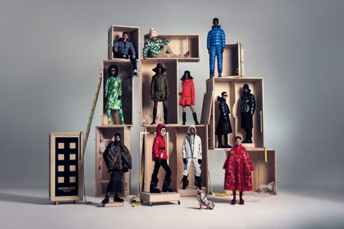 Moncler Genius Announces JW Anderson, RIMOWA Collaborations for 2020