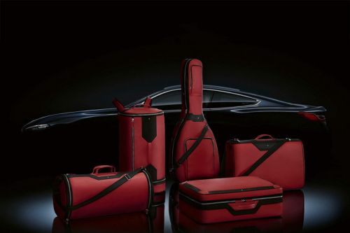 Montblanc Tailor-Made Luggage for the BMW 8 Series Coupe