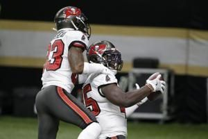 Confident Buccaneers defense reverts to form at right time