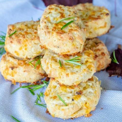 Cheese Rosemary Buttermilk Biscuit