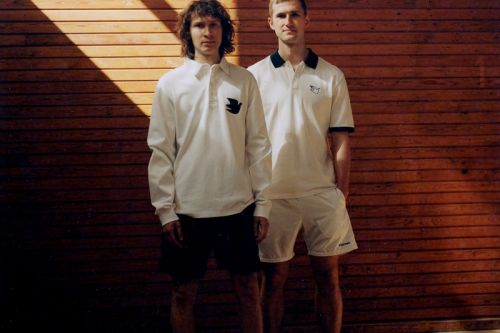 Palmes Tennis Society Designs Pieces for On and Off-Court