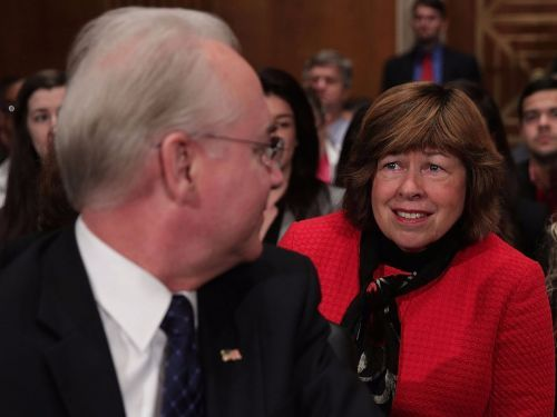 Georgia lawmaker, wife of Tom Price, suggests people with HIV could be 'quarantined'
