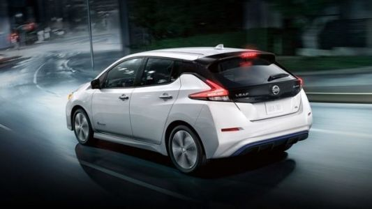 The Long-Range Nissan Leaf E-Plus Will Reportedly Have 200 HP
