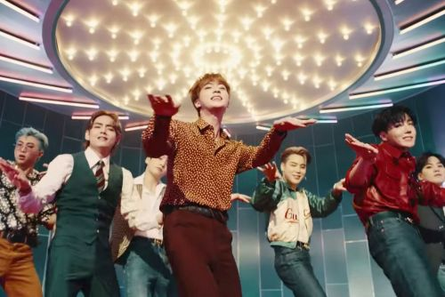 Watch BTS' highly anticipated new single and video, 'Dynamite'