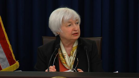 Yellen to step down from Federal Reserve board