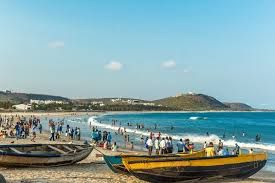 Bheemunipatnam and Rushikonda to be developed as prominent tourist destinations of India