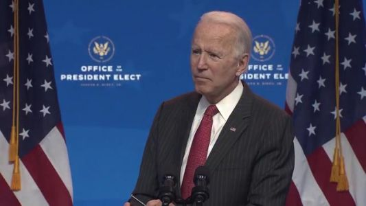 Second stimulus check: President-elect Biden's thoughts on $1,200 payments