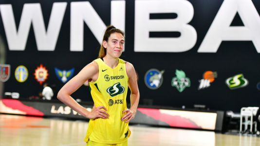 Stewie Gets Her Own Sneaks: WNBA Star Pens First Deal In A Decade
