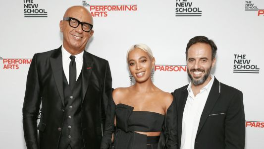 Solange, Gucci's Marco Bizzarri and Farfetch's José Neves Honored at 2018 Parsons Benefit