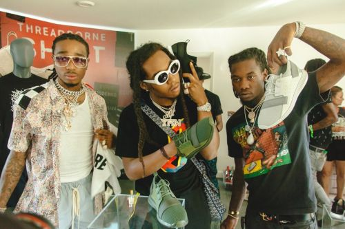 Migos Says 'Culture 2' Is Dropping Early 2018