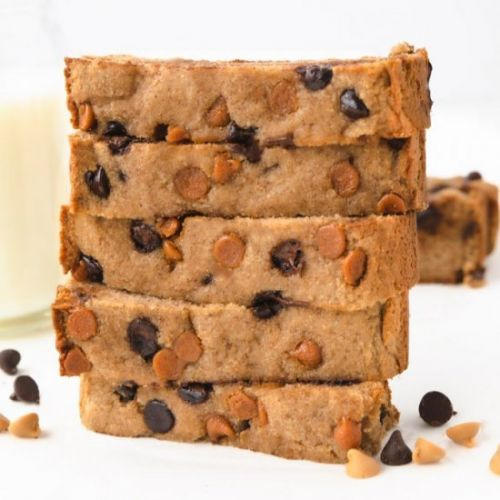 Chocolate & Peanut Butter Chip Bread